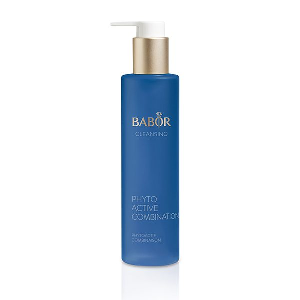 Babor Cleansing Phytoactive Combination er en ideell skånsom hudpleie og dyp rensing for fet hud og kombinasjonshud, designet for bruk med Babor HY-ÖL rengjøringsmiddel.