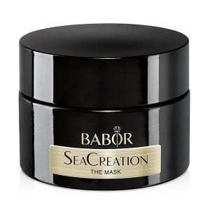 Babor SeaCreation The Mask er en luksuriøs kremmaske mot aldring for alle hudtyper. SeaCreation beskytter mot for tidlig aldring av huden, fremmer aldrende hudfunksjoner og reduserer eksisterende tegn på aldring av huden. Huden virker fastere, glattere og ungdommelig frisk.