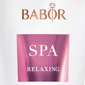 Babor SPA Relaxing