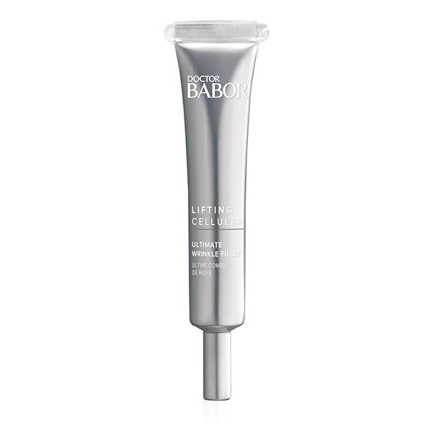 Doctor Babor Lifting Cellular Ultimate Wrinkle Filler er et rynkefyllstoff som jevner ut fine linjer og rynker med en øyeblikkelig synlig effekt – ideell som etterbehandling.