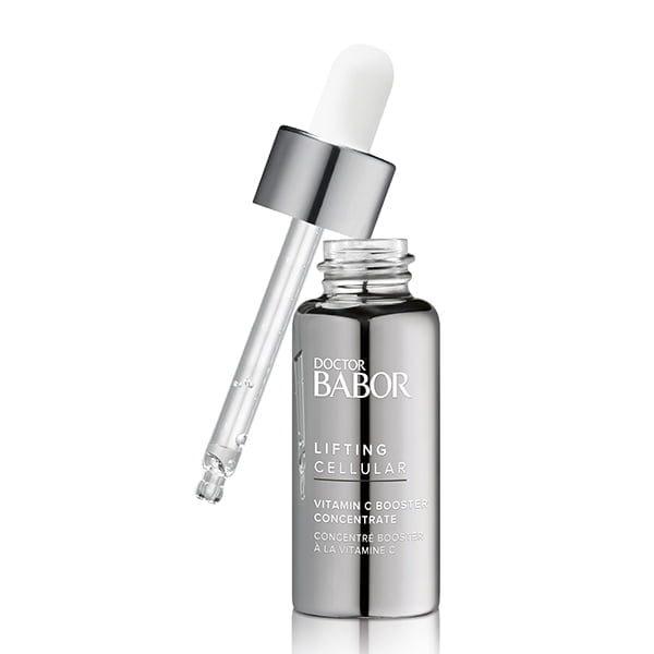 Doctor Babor Lifting Cellular Vitamin C Booster Concentrate er et meget stabilt antioksidant serum, designet for å forbedre hudens generelle helse for en merkbar fyldig, lysere hudfarge.