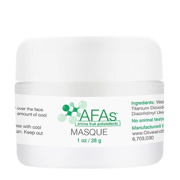 AFAs Targeted Solutions Micro-Exfoliating Masque er en ultralett, klargjørende og eksfolierende leiremaske som renser og fester hudfargen for normal og fet hud.