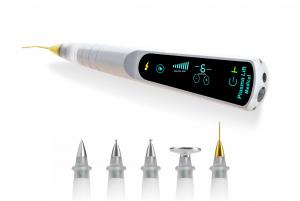 JETT Plasma er det eneste plasma-lysutstyret på markedet som tilbyr opptil 5 forskjellige dyser (1 ablativ og 4 ikke-ablativ) for forskjellige indikasjoner, hudtyper og behandlingsområder.