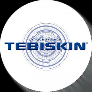 TEBISKIN logo sirkel Clinique Madeleine