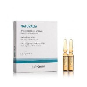 Mediderma Natuvalia Anti Couperose Ampoules – 5 x 2 ml