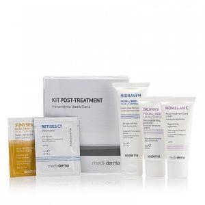 Mediderma Nomelan Post-Treatment Kit