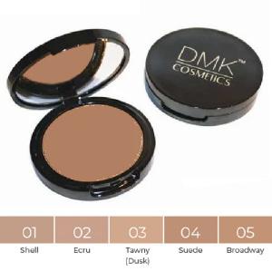 DMK Cosmetics International (Tawny) -serien består av fem farger med lys rødlige undertoner, designet for hudtyper fra rosa til korall. Nord-europeere elsker den internasjonale serien.