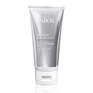 Doctor Babor Repair Cellular Ultimate Repair Mask støtter hudens naturlige foryngelsesprosess, noe som resulterer i et jevnere utseende og forynget hudfarge.