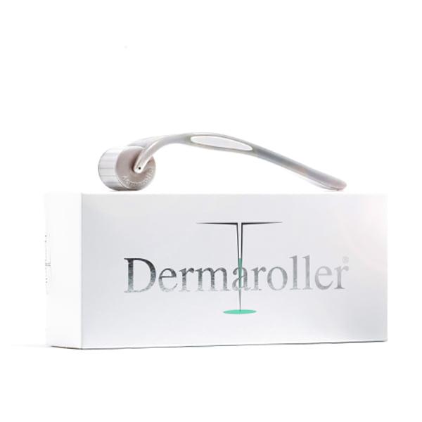 Dermaroller C8 0,2 mm hjemmerulle kan bidra til å beholde en mykere, friskere og yngre hud. Dermarollers bittesmå mikronåler fjerner gamle hudskalaer, avleiringer og blokkeringer av det øverste hudlaget, overhuden. Hudfargen din blir mer raffinert, strålende og gjennomsiktig igjen. Pletter og forstørrede porer kan reduseres tydelig. Den svake punkteringen av overhuden stimulerer hudfornyelse og forbedrer overflatisk hudperfusjon (mikrosirkulasjon). Med bare to til tre bruksområder i uken vil huden din vises mykere, friskere og lysere etter bare noen få uker.