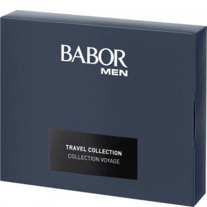 Babor Men Travel Collection passer til reise eller for å bli vant til – Babor Men Travel Collection inkluderer alt som krevende menns hud trenger.