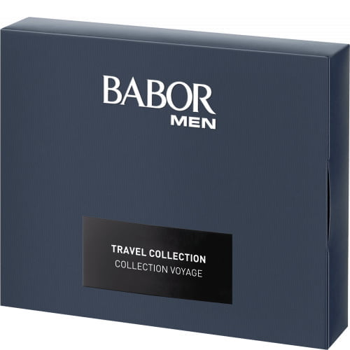 Babor Men Travel Collection passer til reise eller for å bli vant til – Babor Men Travel Collection inkluderer alt som krevende menns hud trenger.