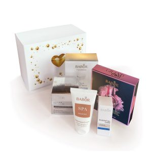 Babor Christmas Box et fantastisk gavesett i en lekker forpakning som inneholder 5 produkter.