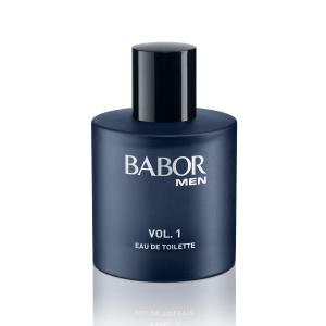 Babor Eau de Toilette Men Vol. 1 inneholder friske sitrontoner av grapefrukt, bergamott og mandarin orange blandes med treaktige akkorder og er avrundet med en subtil vanilje- og moskustone.