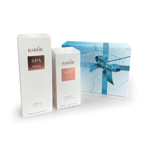 Babor SPA er et fantastisk gavesett i en lekker forpakning som inneholder 2 produkter.