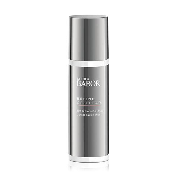 Doctor Babor Refine Cellular Rebalancing Liquid passer for alle hudtyper. Med sin spesialutviklede formel forbereder den huden etter rengjøring optimalt for å absorbere hudpleieprodukter som påføres påfølgende.
